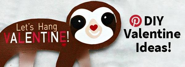 DIY Valentine Ideas!